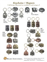 Keychains and Magnets
