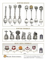 Pewter Glassware Collection