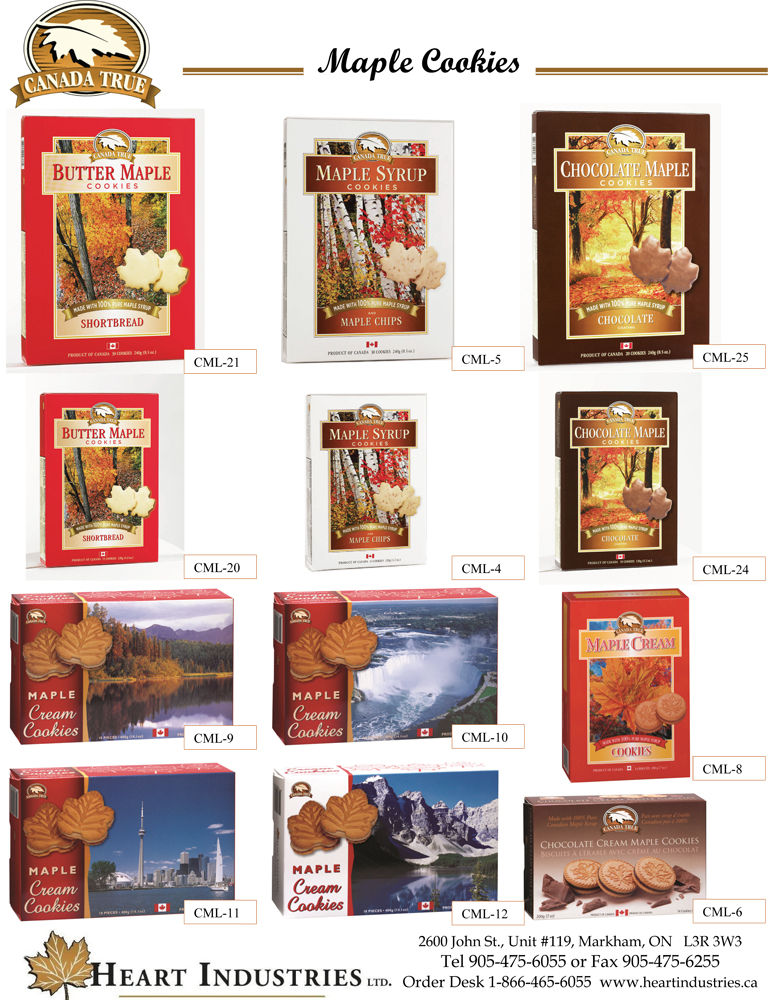 Heart Industries Ltd Canadian Made Specialty Foods